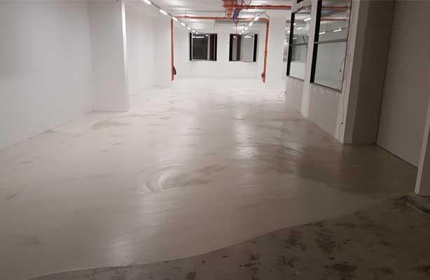 Floor-Leveling