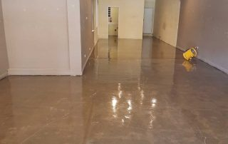 epoxy concrete floor Melbourne