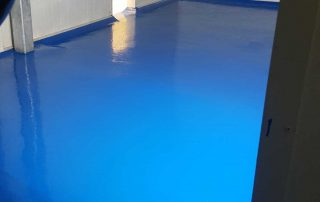 epoxy concrete floor