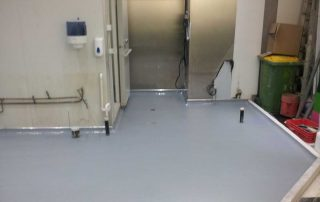 Epoxy flake flooring Melbourne